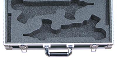 Le casse per il trasporto delle armi sono progettate e realizzate con centri di lavoro ed assemblate artigianalmente utilizzando materiale della migliore qualità oggi disponibile sul mercato la linea ADcases è prodotta da TRIZIO SRL per il settore militare ed e distribuita esclusivamente da AREA DIFESA