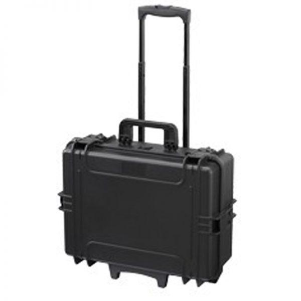Valigia ermetica TRIZIO 505PUTR-3 con trolley