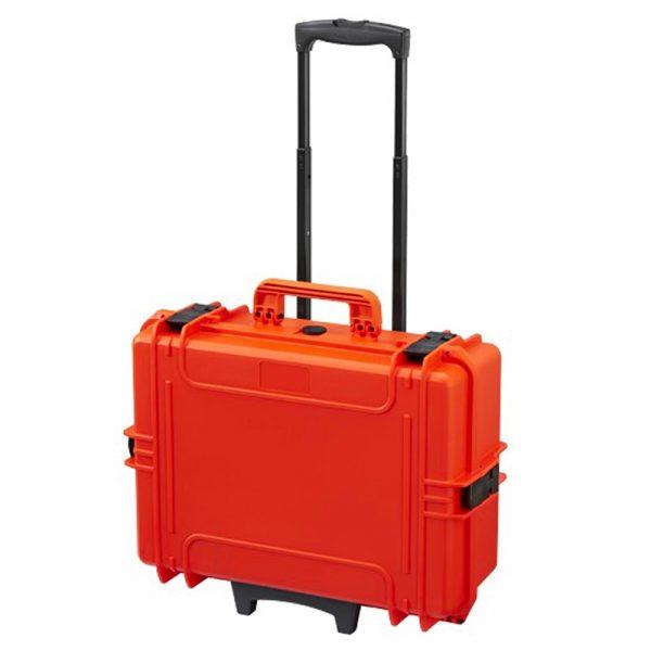 Valigia ermetica TRIZIO 505TR-3 con trolley