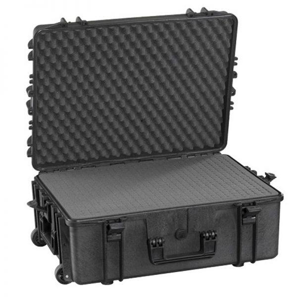 valigia ermetica con trolley TRIZIO-620H250TR-2