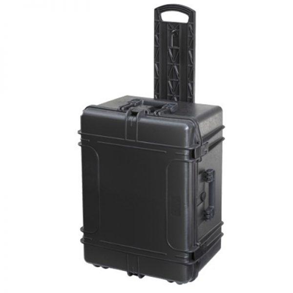 Valigia ermetica TRIZIO-620H340TR-1 con trolley